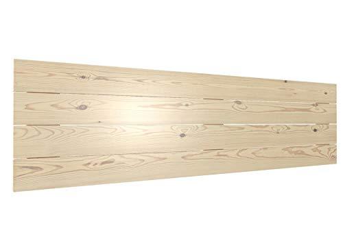 Cabeceros de madera para cama 180