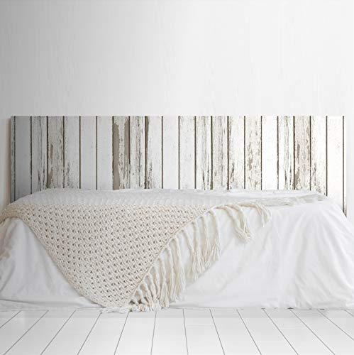 Cabeceros de cama madera envejecida