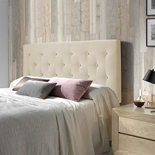Cabeceros de cama tapizados capitone